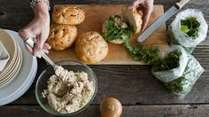 Your lunchtime staple can contribute about 20 percent of the sodium Americans eat in a day. Try these low-sodium lunch ideas.