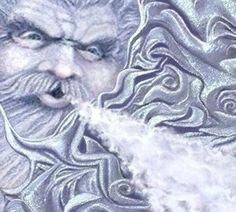 Winter or Wind Storm Grunge Graphic - 14.3KB