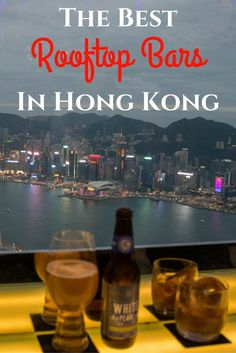Swanky rooftop bars and lounges have become increasingly popular in Hong Kong in recent years. Here's the best rooftop bars in Hong Kong | Ravenous Travellers Travel Blog