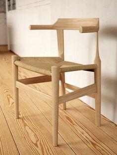 Wegner Pp58 Dining Chair 3D Model - 3D Model