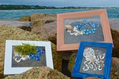 Camille Nauti Mermaids by StoneAndSeaArt on Etsy