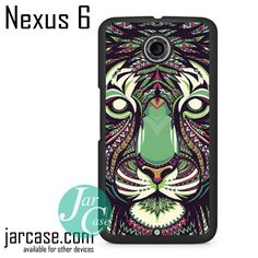 Tiger Aztec Phone case for Nexus 4/5/6