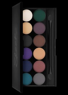 Sleek i divine palette £8 in ultra matte 2