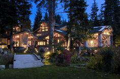 Luxury Home in Whistler