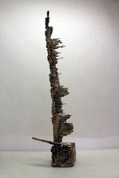 """Saatchi Art Artist Susan Fitzsimmons; Sculpture, """"Warrior Ancestor"""" #art"""