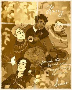 Harry Potter Comics, Mundo Harry Potter, Harry Potter Artwork, Images Harry Potter, Harry Potter Ships, Harry Potter Drawings, Harry Potter Marauders, Harry Potter Fan Art, Harry Potter Universal