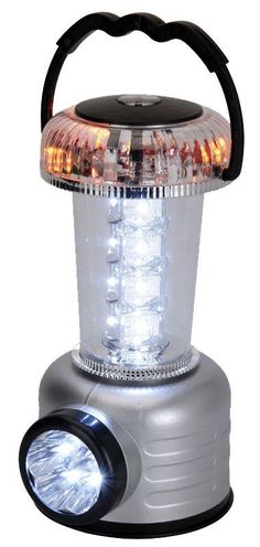 Redcliffs LED campinglamp (3 funkties)