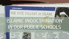Apparently, 'God Is Out' And 'Allah Is In' For Students In Roane County Schools---Roane County Tea Party accuses schools of indoctrinating students with Islam…a problem that is spreading to schools all over America in conjunction with Common Core curricula, funded by the Islamic state of Qatar.