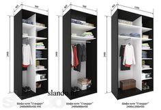 Шкаф-купе для прихожей,любой комнаты(90/45/240см) Киев - изображение 2