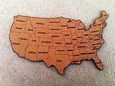 The 40 best corkboard map images on Pinterest | Viajes, Beautiful ...