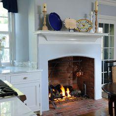 Red Clay Farm - traditional - kitchen - philadelphia - Archer & Buchanan Architecture, Ltd.