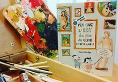 Et recomanem un llibre que de ben segur no et deixarà indiferent. #arte #infantil #diy #lectura #libro
