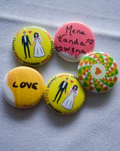 DIY wedding favors... more ideas to come@MCM