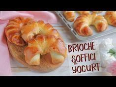 Discover recipes, home ideas, style inspiration and other ideas to try. Receta Pan Brioche, Brioche Recipe, Nutella, Homemade Brioche, Tapas, Cupcakes Decorados, Sweet Buns, Recipe For 4, Italian Recipes