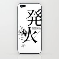 iPhone & iPod Skins by SEVENTRAPS | Society6