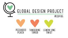 Global Design Project: Global Design Project 105 | Colour Challenge
