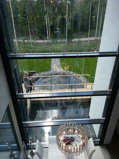 Messuilla pidin hieman persoonallisemmista taloista, esim Maisema'sta #asuntomessut pic.twitter.com/p2ozVjxy2l Twitter