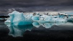 Book an overnight tour and travel with a small group along South Iceland to the glacier lagoon, Jökulsárlón. Blue ice glacier hike in Skaftafell included.