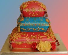 Indian Cakes