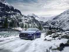 Dominate the elements. #MaseratiLevante #MaseratiSUV