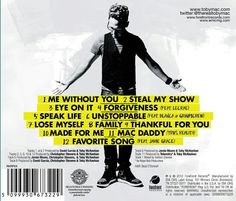 """Tobymac...""""Thankful For You""""(:"""
