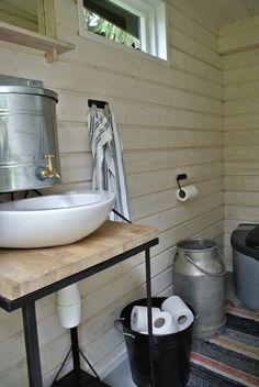 Mjölkkannan och toarullar