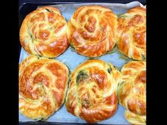 YouTube Tasty Videos, Turkish Recipes, Finger Foods, Muffin, Appetizers, Baking, Vegetables, Breakfast, Youtube