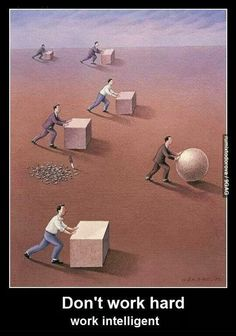 Just think intelligent