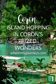 Coron Palawan Philippines: Island Hopping on Coron's Prized Wonders