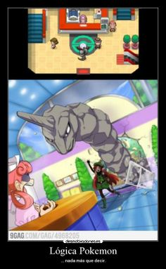 Hombree claro que sii :D #LogicaPokemon #PokemonLogic #Logica #Pokemon #Logic