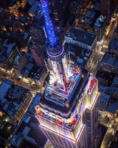 Congrats to @mattpugs for winning the annual @empirestatebldg photo contest @nyonair #newyorkcityfeelings #nyc #newyork