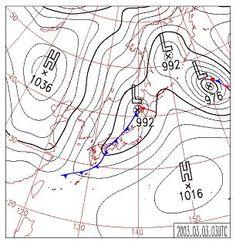 気象庁の春一番の定義 Different amounts for different areas