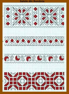 Borders And Frames, Filet Crochet, Cross Stitching, Blackwork, Needlepoint, Cross Stitch Patterns, Needlework, Sewing Patterns, Tapestry