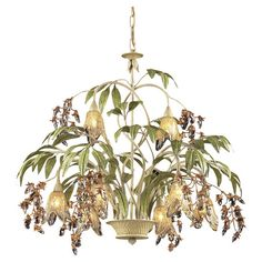 You should see this Donner 8 Light Chandelier in Seashell on Daily Sales!