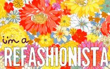 Refashion Nation. List of blogs upcycling and refashioning clothing, furniture and etc.