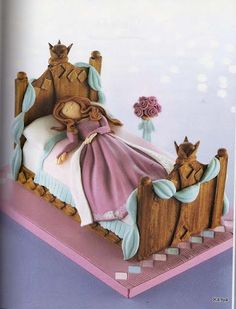 Enchanting Magical Cakes - Debbie Brown - 104431401850898750192 - Picasa Web Albums