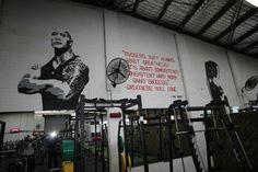 True Fitness Breaside, June 2016. Arnold Arnold Schwarzenegger, The Rock and Svetlana Bilyalova