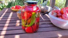 Pickled Pepper Recipe, Low Acid Recipes, Natural Lifestyle, Roasted Peppers, Stuffed Sweet Peppers, Pickling, Different Recipes, Preserve, A Food