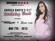 SMASHBOXX Ultra Club – TUESDAY Industry Affair – 05.07.2013