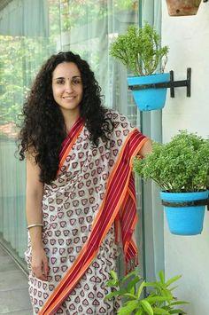 kojagori print cotton #saree