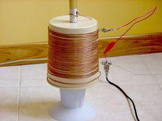 W5ALT Indoor Vertical Antenna for 6 - 40 Meters