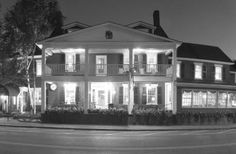 """Emily's Bridge isn't the only haunt in Stowe. The Green Mountain Inn is a historic hotel and haunted building. In 1840, """"Boots"""" Berry was worn in a the inn's servants' quarters, now room 302. His mother was a housekeeper, and his father took care of the horses. As Botos grew up, he took after his father, becoming a stablehand at the inn. He also became a much-loved member of the community, once stopping an out of control stagecoach and saving all onboard. Boots fell into alcoholism later in…"""