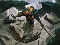 Lord Black Hawk by XiaoBotong.deviantart.com on @DeviantArt