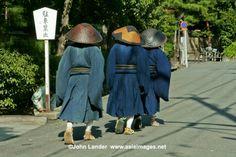 Japanese Zen Monks
