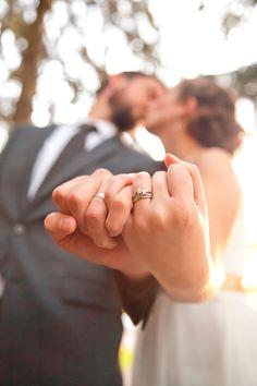 Bride and Groom Wedding Formals- Fist Bump