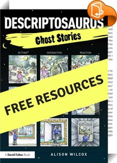Descriptosaurus: Ghost Stories builds on the vocabulary and descriptive phrases introduced in the original bestselling Descriptosaurus and, within the context of ghost stories, develops the structure and use of the words and phrases to promote colourful cinematic writing. This essential guide will enable children to take their writing to the next level, combine their descriptions of setting and character and show how the two interact. Children can then experiment with their own ghost…