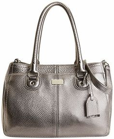 Cole Haan Village East West Small Snap Satchel