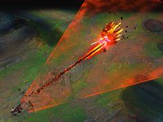 WIP of my Battlecast Jhin VFX Fan-Art.