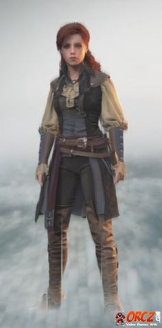 Image result for elise from assassin's creed unity