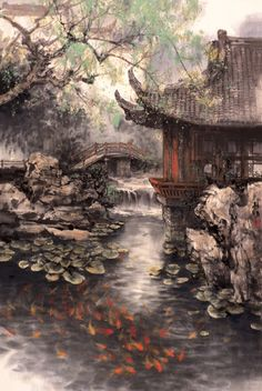 WONDERFUL SCENERY, Zhao Fu